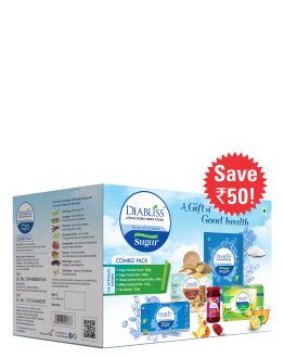 Combo Pack For Diabetes Control